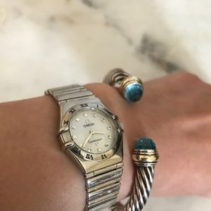 Accessories - Omega ladies watch- mini face